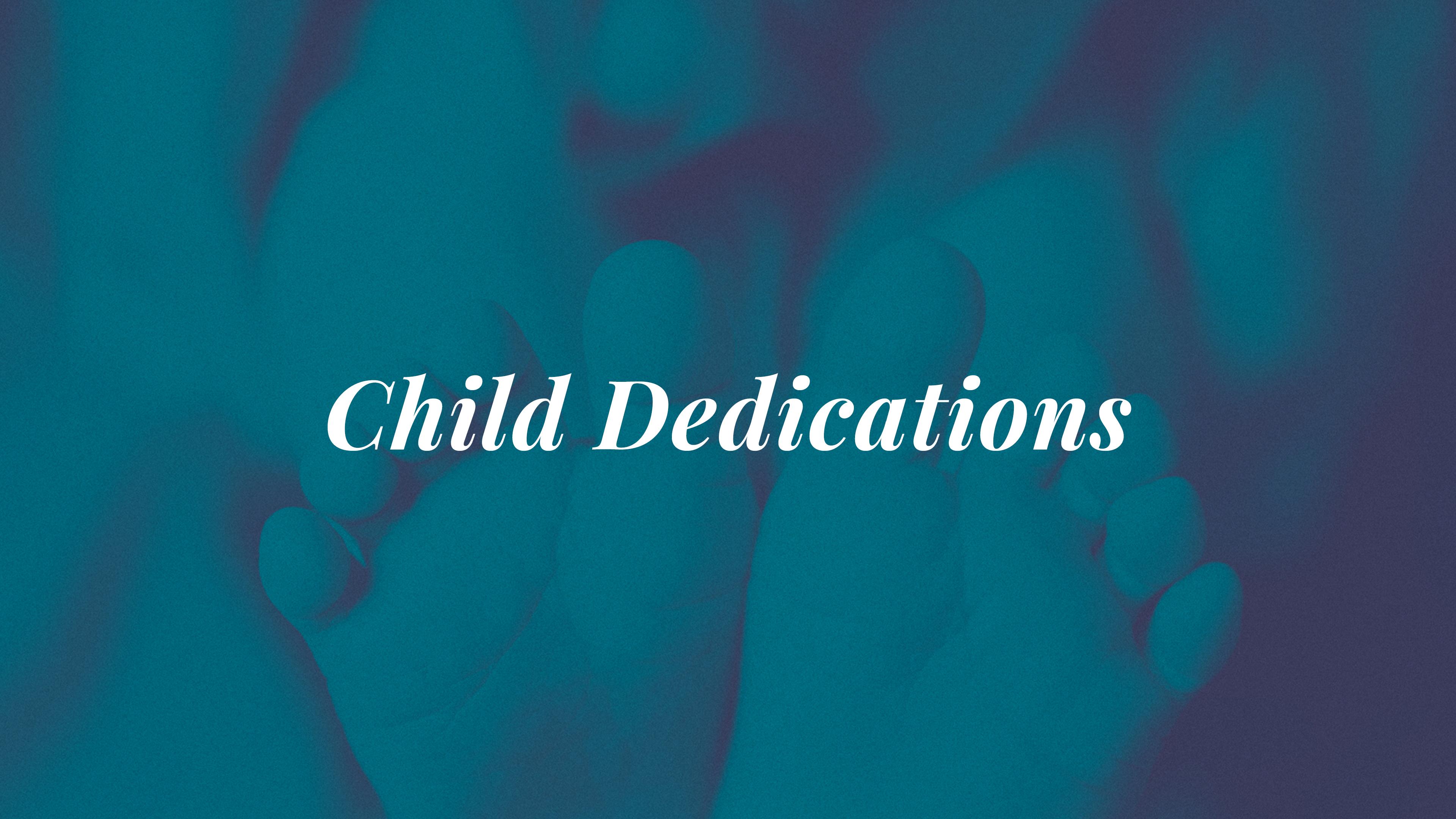 EDM | Child Dedications at Victory Church