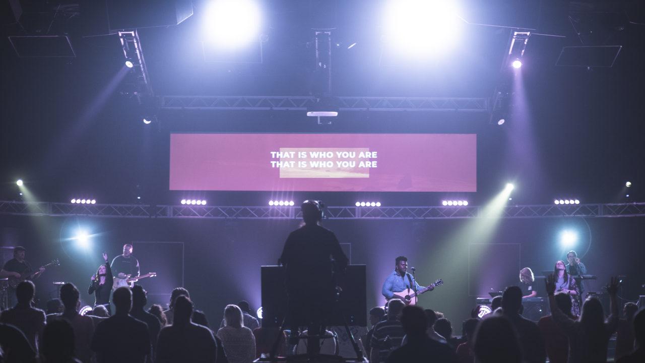 Worship Pastor at Victory Church