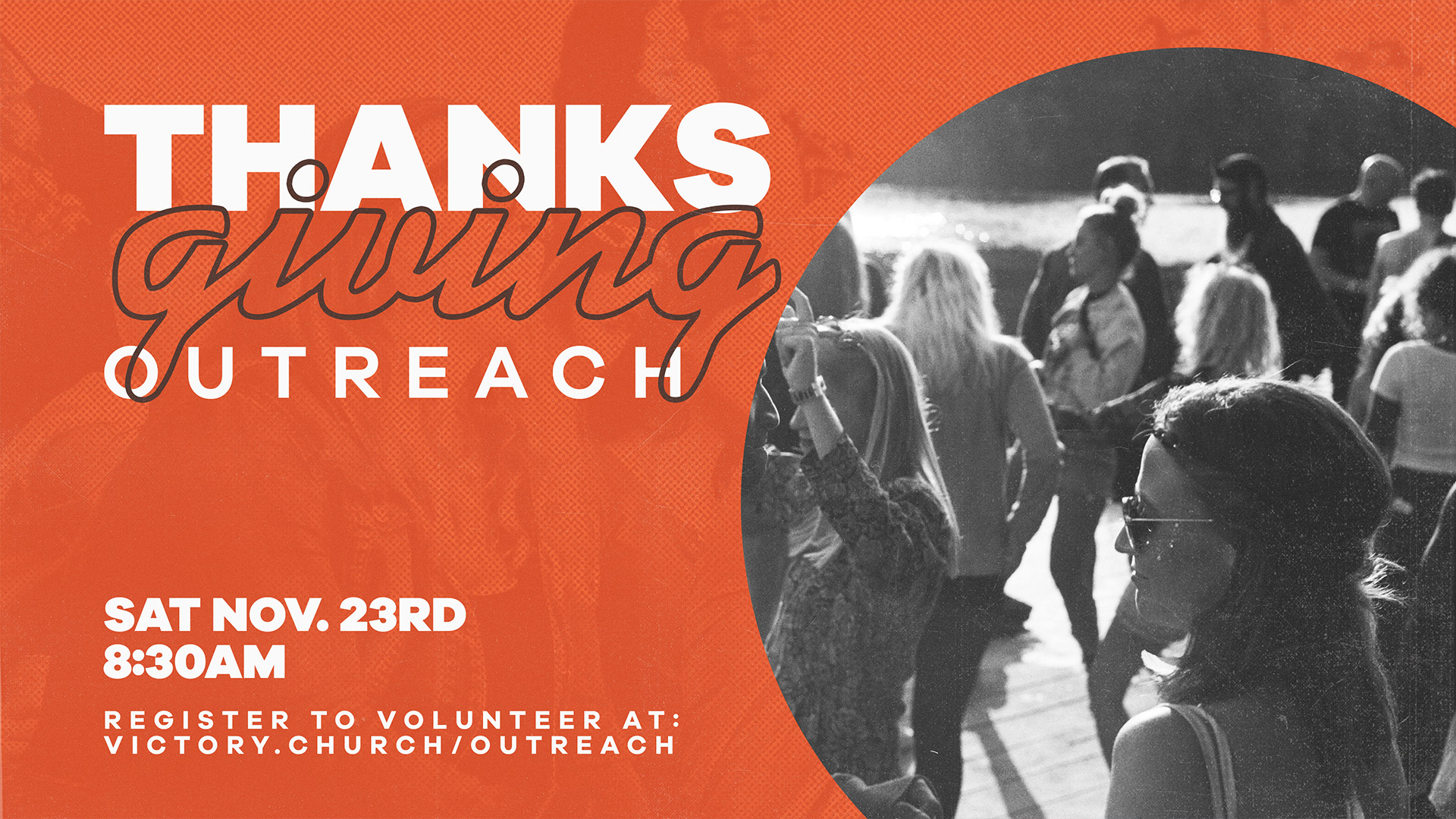 OKC | Thanksgiving Outreach at Victory Church