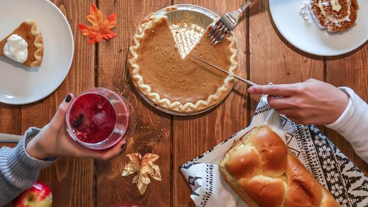EDM | Thanksgiving Outreach at Victory Church