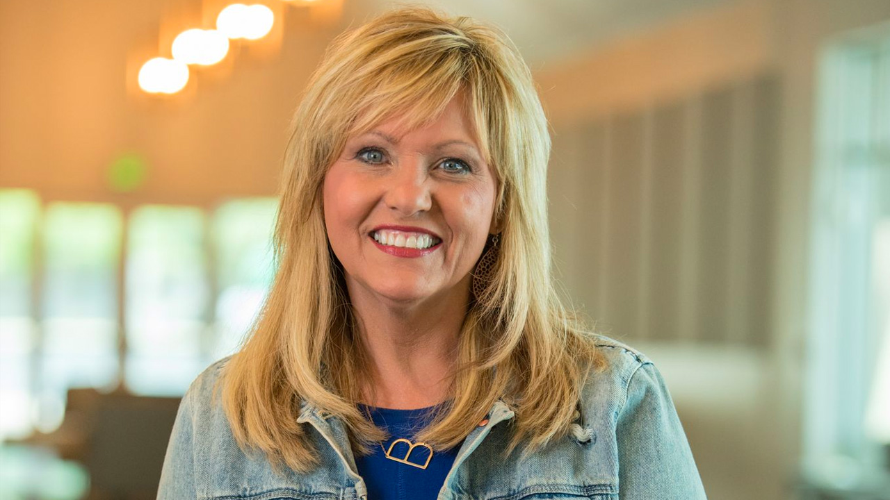 Barb Swanson at Victory Church